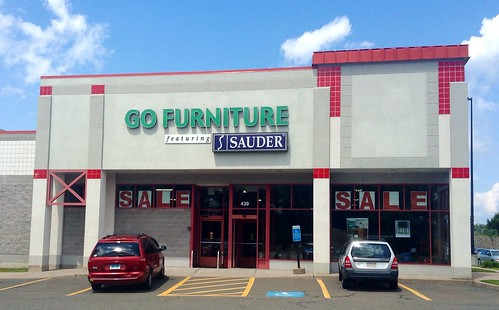 Sauder Go Furniture Store Manchester Ct 8 2014 By Mike M Flickr