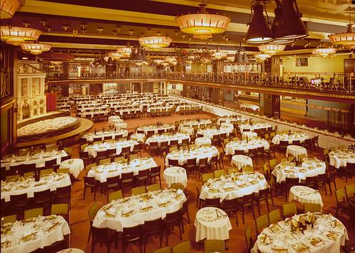 Interior of the Mayfair Ballroom