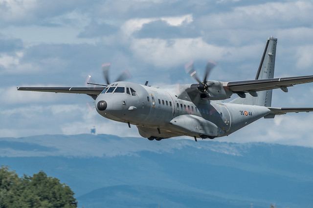 Spanish Airforce EADS CASA C-295