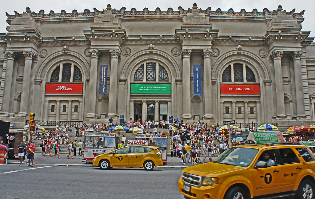 The Metropolitan Museum of Art NYC, NY