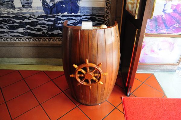 新帆船餐廳