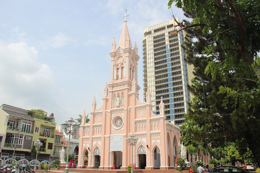 Da Nang Roman Catholic Cathedral