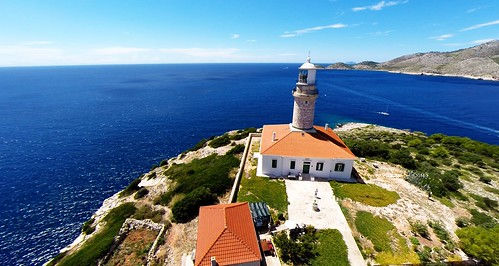Lighthouse on island Lastovo, Croatia-4