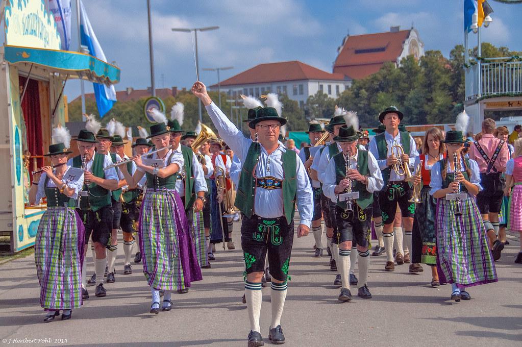 München, Oktoberfest 2014, Wiesnimpressionen (oide Wiesn)
