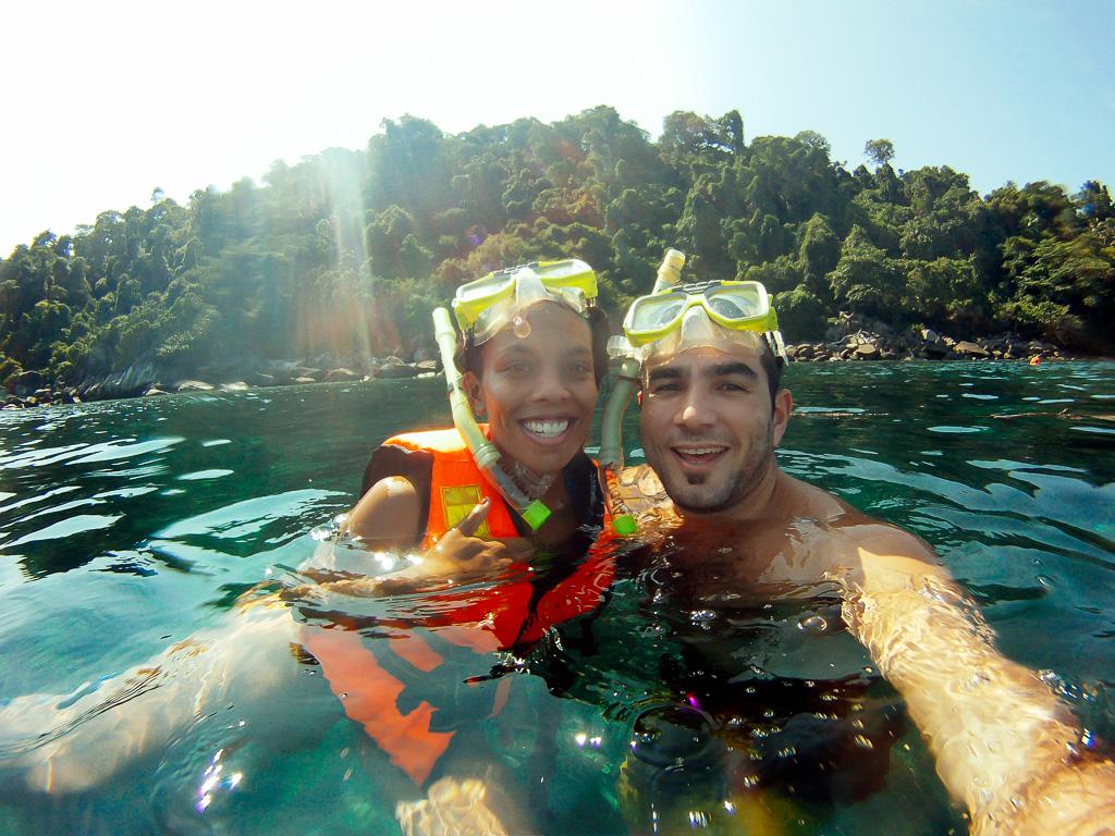 Salang Bay, Tioman