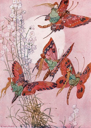 "Willy Pogany - ""The Fairy Folk"""
