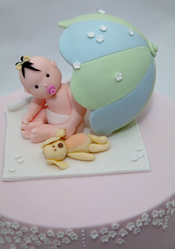 Baby Shower Topper | by Rouvelee's Creations