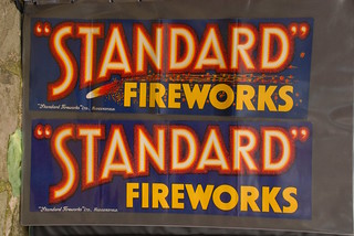 Standard Firework - Banner Posters
