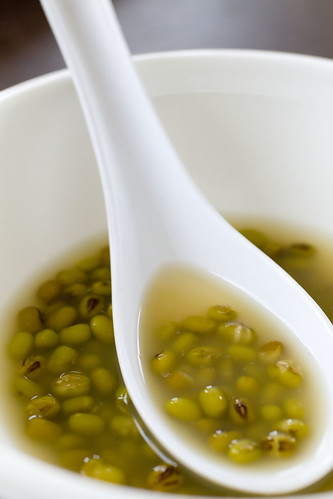 Spoonful green bean soup 4 | Flickr - Photo Sharing!