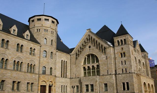 Zamek Centrum Kultury - Poznan