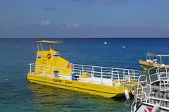 Cozumel Glass Bottom Boat Tours