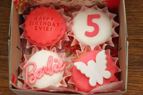 Barbie Cupcakes | by Baked Ideas