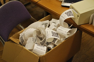 A box of receipts | by ben_osteen