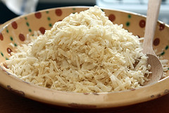 grated celery root | by David Lebovitz