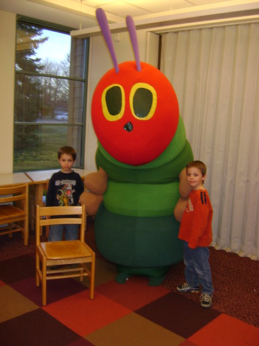 2010: Very Hungry Caterpillar - March 18 | by Washington Centerville Public Library