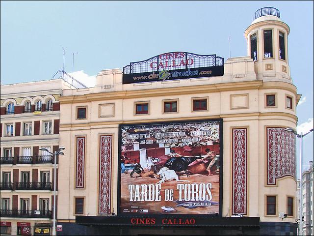 Cine Callao (Gran Via, Madrid)
