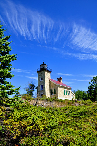 Copper Harbor Lighthouse | by Pure Michigan