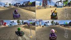 Modnation Racers PS3 Four-Player | by PlayStation.Blog