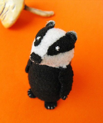 William the Badger | by Jefita