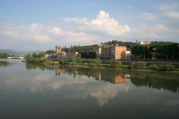 Postal de Florencia II
