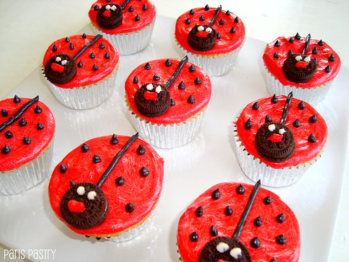Ladybug Cupcakes | by DolceDanielle