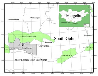 Mining in Mongolia | by Snow Leopard Trust
