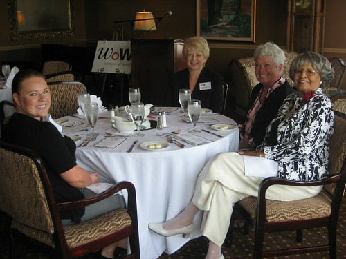 Patricia Teal, Mary Ellen Poe, Gail Cross, Juanita Cunningham | by United Way of Marion County