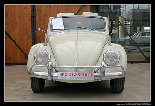 1960 VW Beetle / Käfer Cabriolet 151 (06) | by Georg Sander