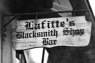 Lafitte's Blacksmith Shop Bar | by chicagokristi