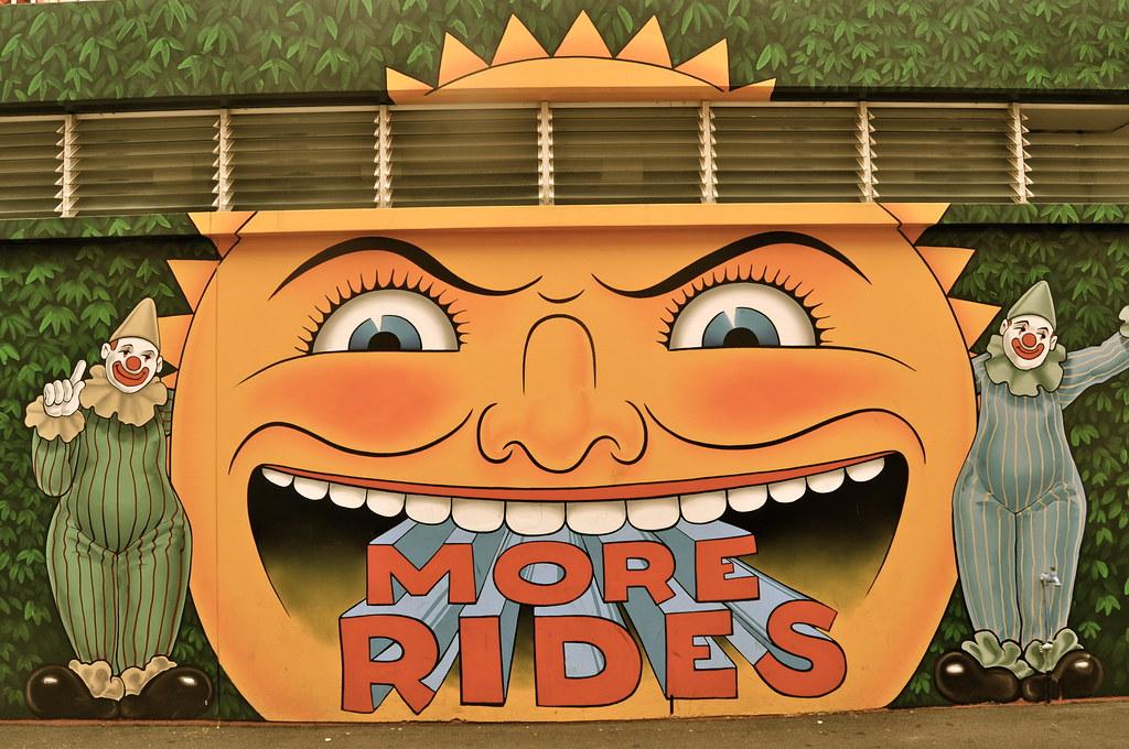 More Rides