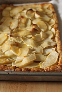 rustic apple tart | by Madison Bistro