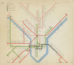 Philadelphia rail map - 1972 | by rjwhite