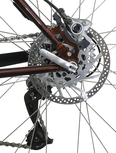 Rock Hound brake closeup | by Gunnar Cycles
