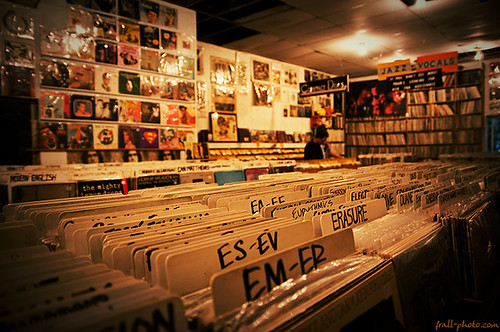Haight-Ashbury - record store | by Frall