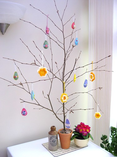 Easter decorations | by bunny mummy