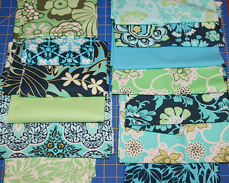 Fabric for Sew New to Me VQB | by Fresh Lemons : Faith