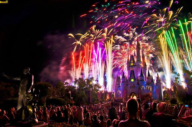 Walt Disney World - Magic Kingdom - Wishes! A Magical Gathering of Disney Dreams