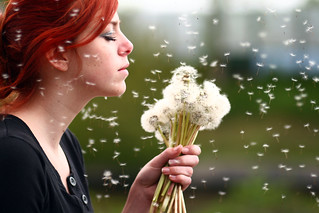 188 / 365 - I could really use a wish right now | by Noukka Signe