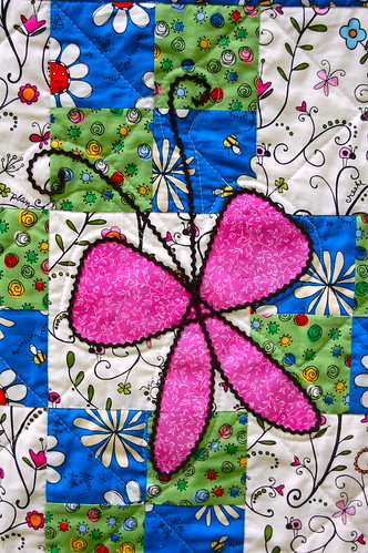 Breakout Butterflies 1 | by Sarah quilts!