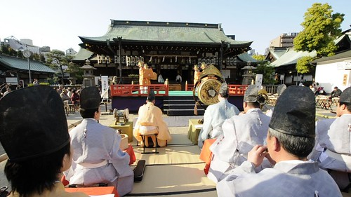 Gagaku(Osaka Tenmangu)