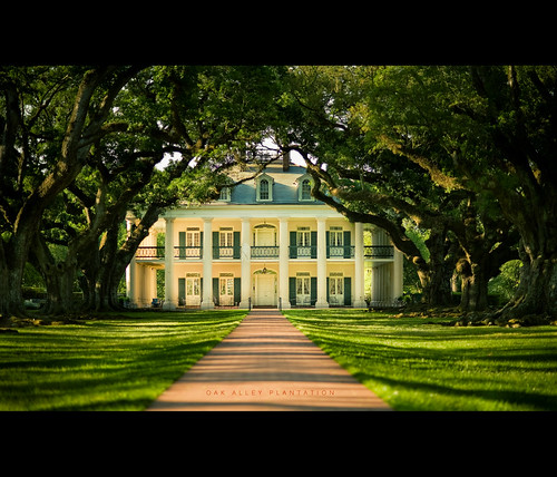 Oak Alley Plantation | by isayx3