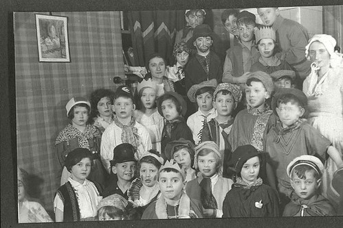 Purim in the orphanage Ahawah | by Center for Jewish History, NYC