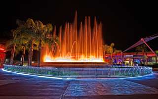 EPCOT Center - The Fountain of Nations | by Cory Disbrow