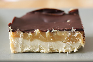 Millionaire's Shortbread | by Madison Bistro