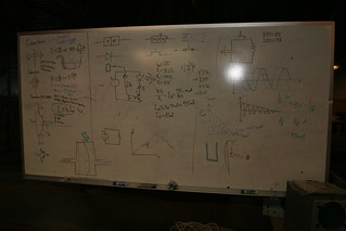 Electronics Class Whiteboard | by Artisan's Asylum