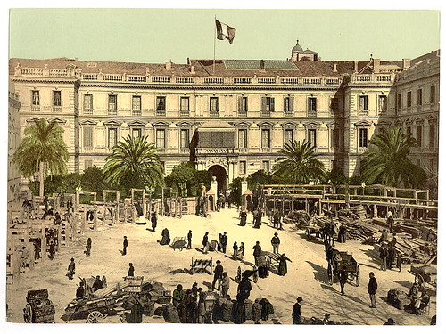 [Palais de la Préfecture, Nice, France (Riviera)] (LOC) | by The Library of Congress