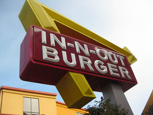 In-n-Out Burger Sign | by Aaron Friedman