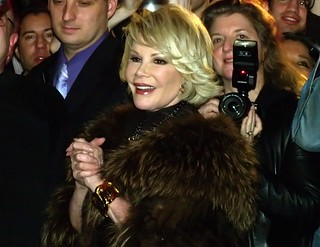 Joan Rivers at Musto's 25th Anniversary | by david_shankbone