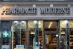 pharmacie moderne | by David Lebovitz