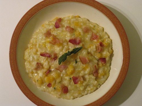 Butternut Squash Risotto Butternut Squash Risotto With